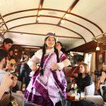pociąg Andean Explorer, trasa Cusco-Puno