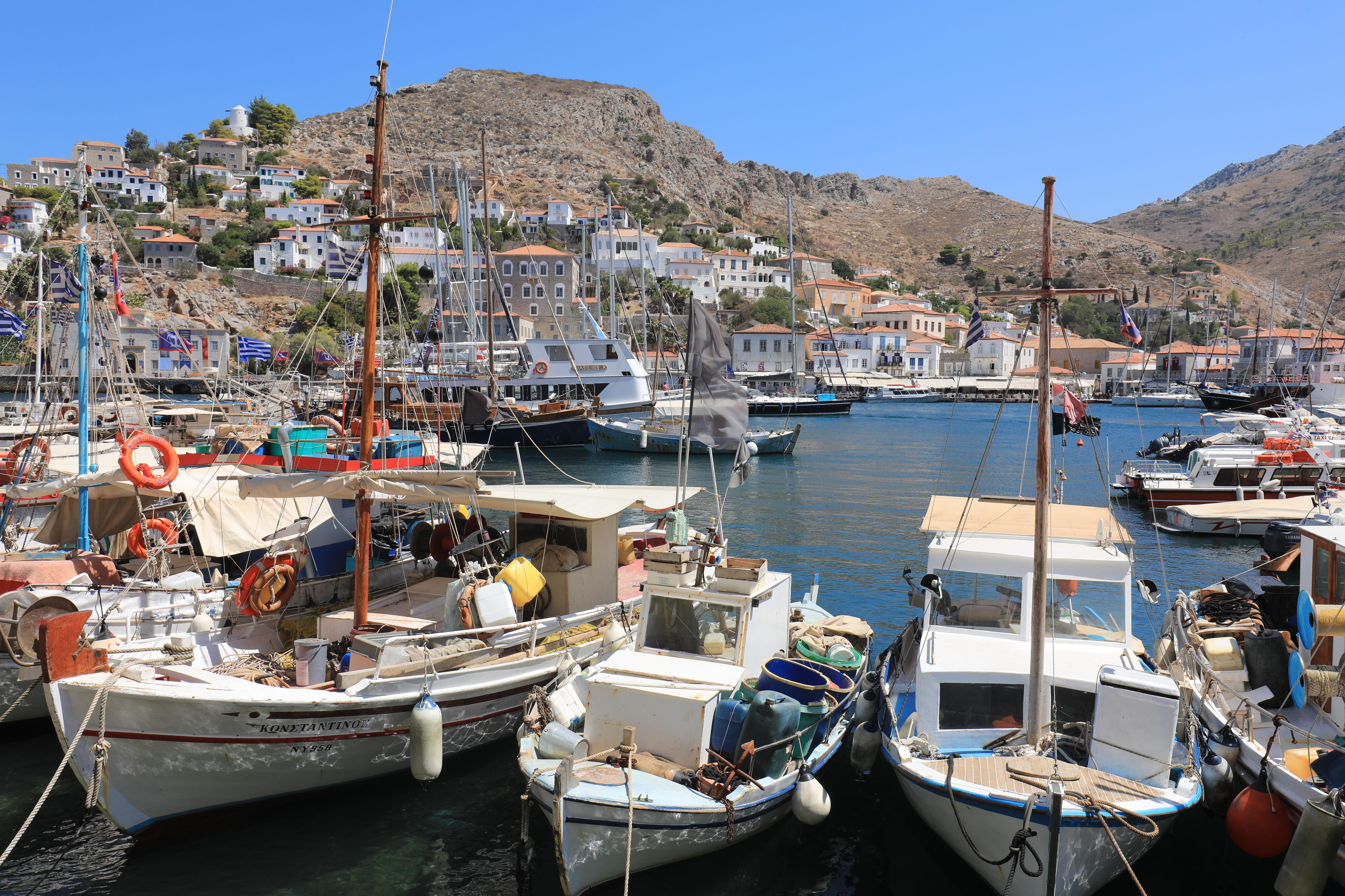 Port w Hydrze
